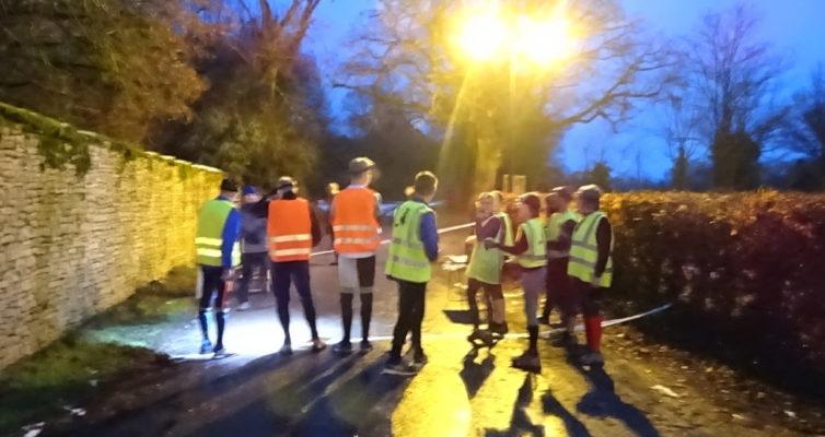 Sprint à Châteauneuf en Auxois : les résultats et les photos