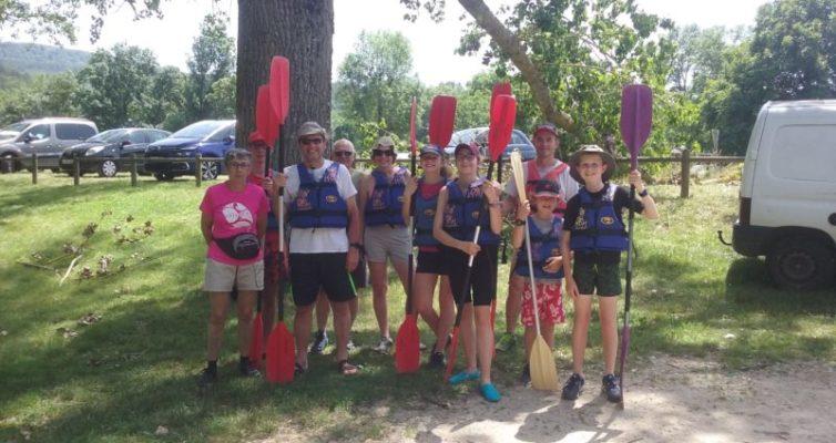 Ecole de canoé-kayak